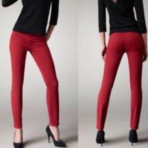 NWT J Brand 811 Mid Rise Twill Skinny Jeans 32
